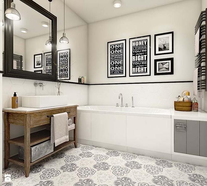 Hình học – xu hướng thiết kế nội thất bạn nên một lần thử qua - Ảnh 1.