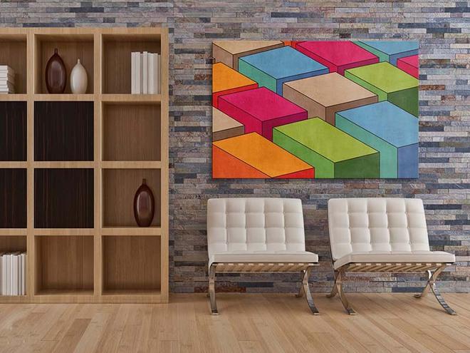 Hình học – xu hướng thiết kế nội thất bạn nên một lần thử qua - Ảnh 3.