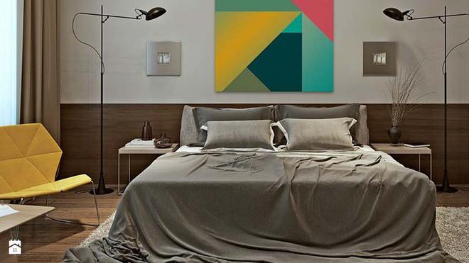 Hình học – xu hướng thiết kế nội thất bạn nên một lần thử qua - Ảnh 4.