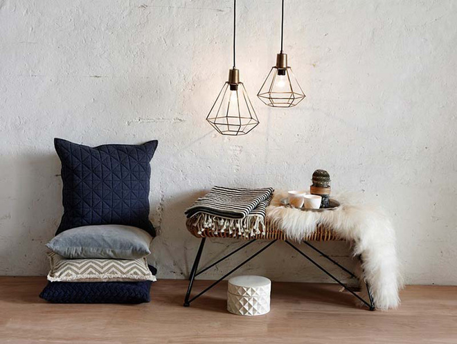 Hình học – xu hướng thiết kế nội thất bạn nên một lần thử qua - Ảnh 5.
