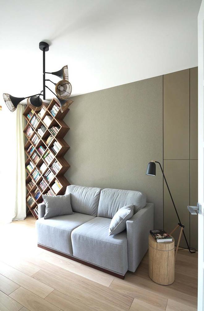 Hình học – xu hướng thiết kế nội thất bạn nên một lần thử qua - Ảnh 8.