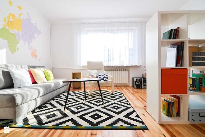 Hình học – xu hướng thiết kế nội thất bạn nên một lần thử qua - Ảnh 10.