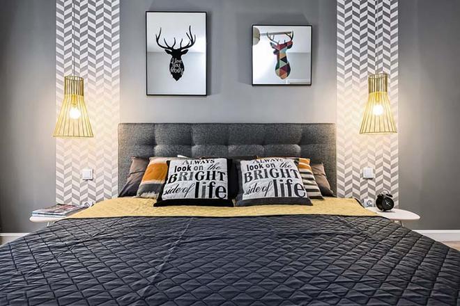 Hình học – xu hướng thiết kế nội thất bạn nên một lần thử qua - Ảnh 11.