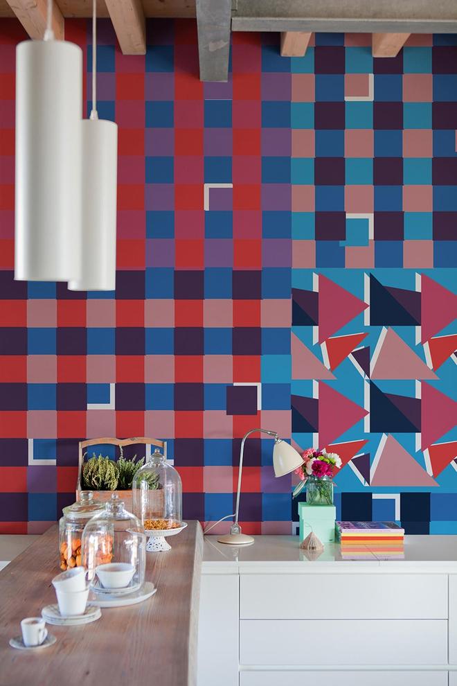 Hình học – xu hướng thiết kế nội thất bạn nên một lần thử qua - Ảnh 12.