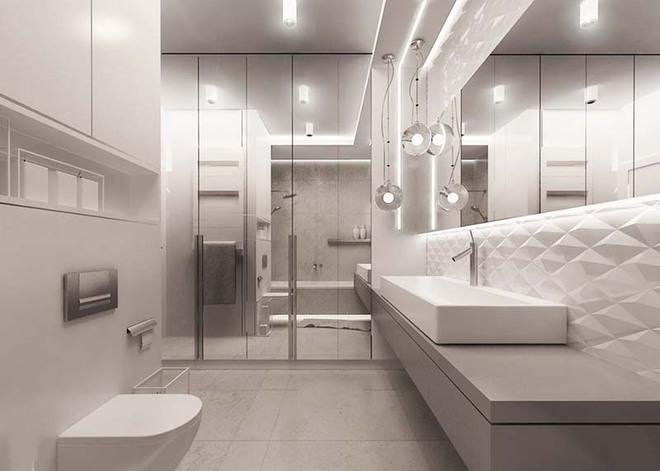 Hình học – xu hướng thiết kế nội thất bạn nên một lần thử qua - Ảnh 14.