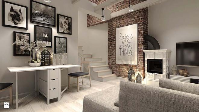 Tranh chữ slogan – xu hướng trang trí nội thất đỉnh cao bắt nguồn từ sự tối giản - Ảnh 2.