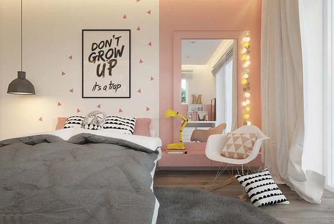 Tranh chữ slogan – xu hướng trang trí nội thất đỉnh cao bắt nguồn từ sự tối giản - Ảnh 4.