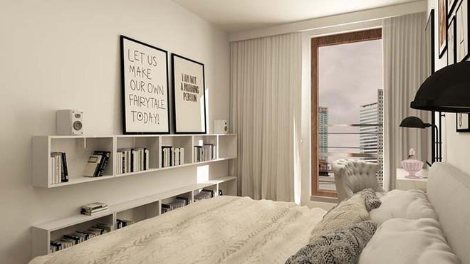 Tranh chữ slogan – xu hướng trang trí nội thất đỉnh cao bắt nguồn từ sự tối giản - Ảnh 5.