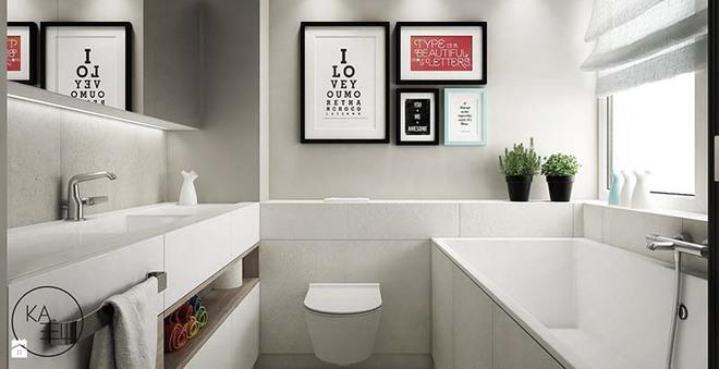 Tranh chữ slogan – xu hướng trang trí nội thất đỉnh cao bắt nguồn từ sự tối giản - Ảnh 12.