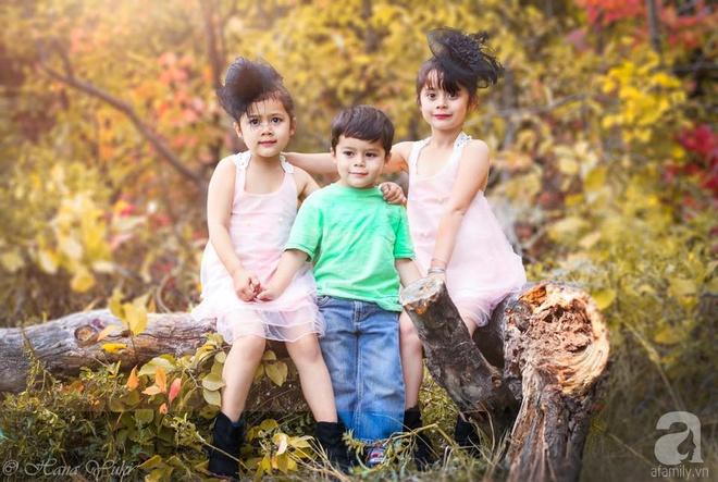 Khu vườn rộng gần 40 nghìn m² xanh tươi rau quả Việt của mẹ 3 con ở Canada - Ảnh 2.