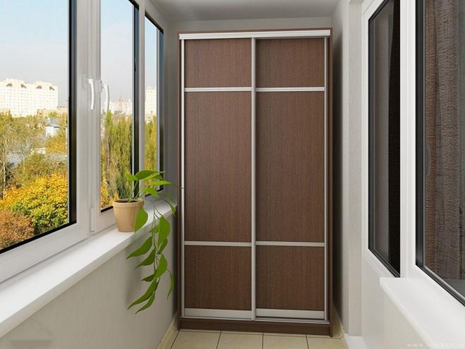 Thiết kế tủ lưu trữ ở ban công chỉ với 2m² là có thể thực hiện được, bạn đã biết chưa? - Ảnh 2.