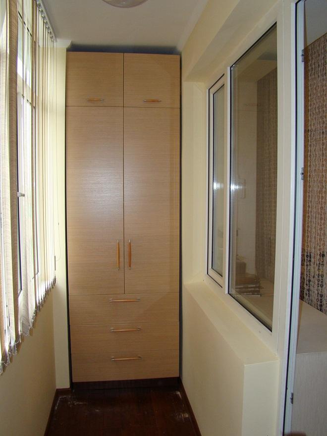 Thiết kế tủ lưu trữ ở ban công chỉ với 2m² là có thể thực hiện được, bạn đã biết chưa? - Ảnh 7.