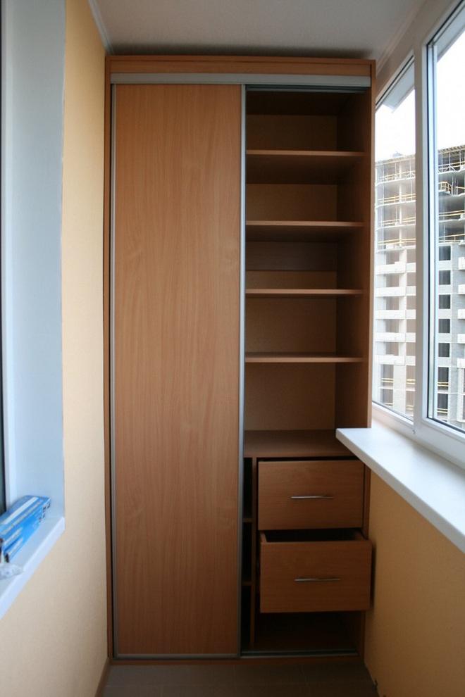 Thiết kế tủ lưu trữ ở ban công chỉ với 2m² là có thể thực hiện được, bạn đã biết chưa? - Ảnh 8.
