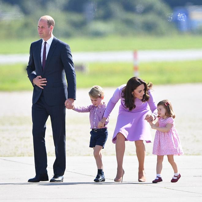 12 cách dạy con của vợ chồng Hoàng tử William cha mẹ nào cũng nên học hỏi - Ảnh 3.