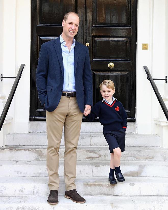 12 cách dạy con của vợ chồng Hoàng tử William cha mẹ nào cũng nên học hỏi - Ảnh 6.