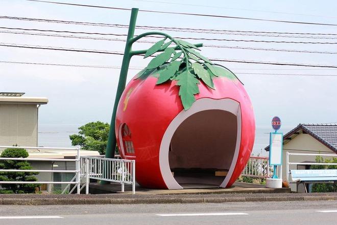 Những trạm xe buýt cực lạ khiến bạn phải thốt lên chỉ có thể là Nhật Bản - Ảnh 4.