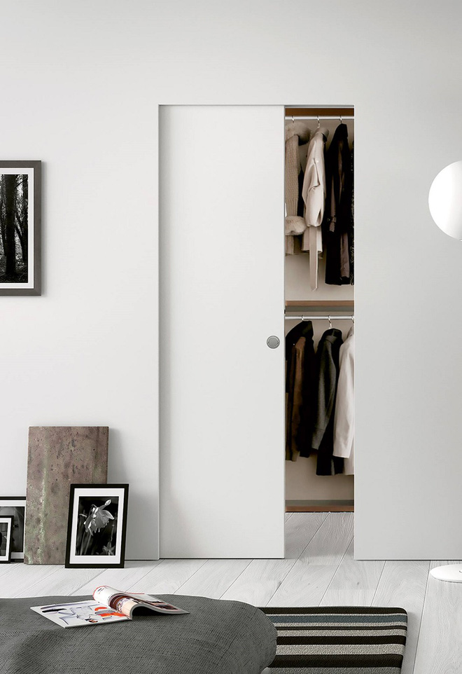 Tham khảo ngay những mẫu thiết kế cửa kéo vừa tiện lợi lại tiết kiệm diện tích cho nhà nhỏ - Ảnh 3.