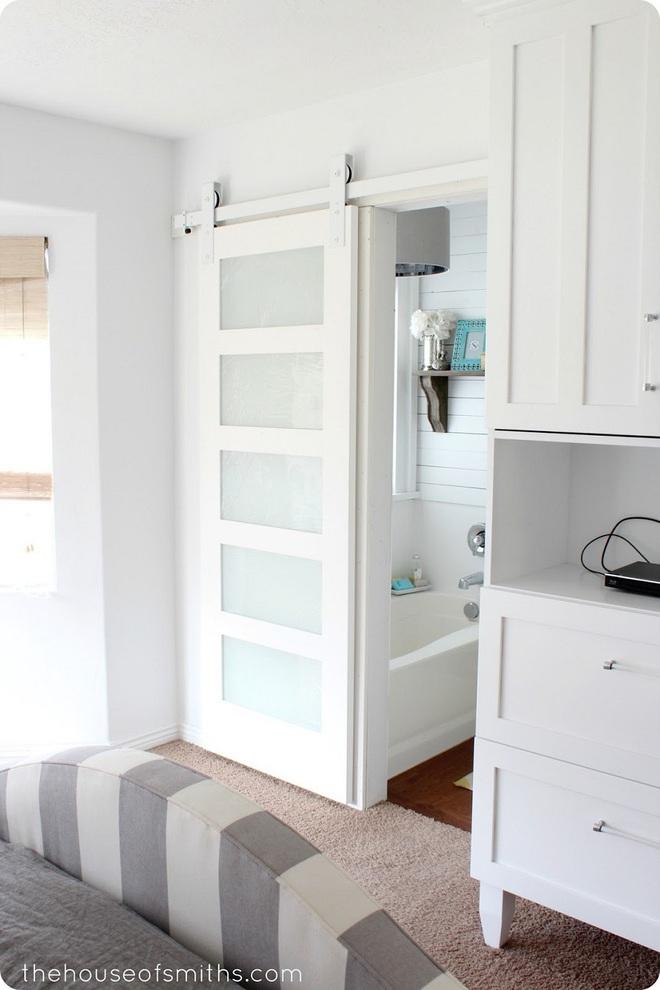 Tham khảo ngay những mẫu thiết kế cửa kéo vừa tiện lợi lại tiết kiệm diện tích cho nhà nhỏ - Ảnh 5.