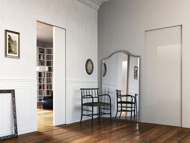 Tham khảo ngay những mẫu thiết kế cửa kéo vừa tiện lợi lại tiết kiệm diện tích cho nhà nhỏ - Ảnh 6.