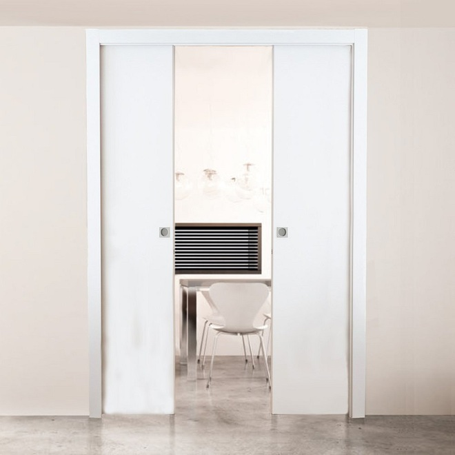 Tham khảo ngay những mẫu thiết kế cửa kéo vừa tiện lợi lại tiết kiệm diện tích cho nhà nhỏ - Ảnh 11.