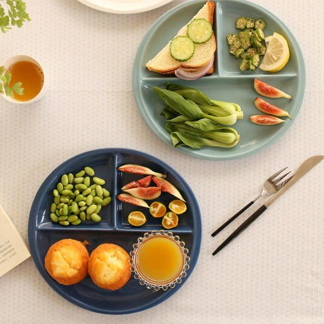 Căn bếp đẹp lãng mạn như trong phim Hàn khi có sự hiện diện của những chiếc đĩa đáng yêu này - Ảnh 2.