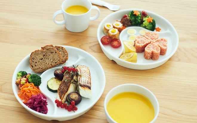 Căn bếp đẹp lãng mạn như trong phim Hàn khi có sự hiện diện của những chiếc đĩa đáng yêu này - Ảnh 3.