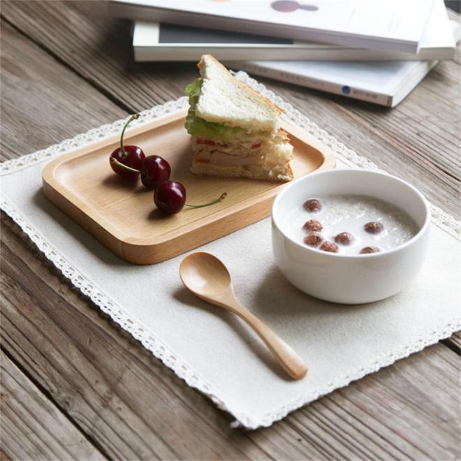 Căn bếp đẹp lãng mạn như trong phim Hàn khi có sự hiện diện của những chiếc đĩa đáng yêu này - Ảnh 4.