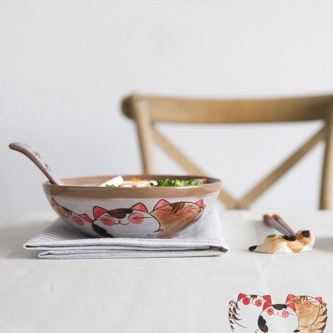 Căn bếp đẹp lãng mạn như trong phim Hàn khi có sự hiện diện của những chiếc đĩa đáng yêu này - Ảnh 6.
