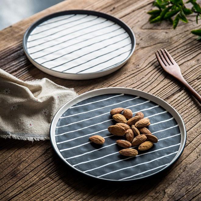 Căn bếp đẹp lãng mạn như trong phim Hàn khi có sự hiện diện của những chiếc đĩa đáng yêu này - Ảnh 9.