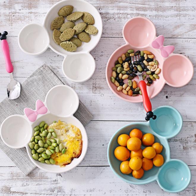 Căn bếp đẹp lãng mạn như trong phim Hàn khi có sự hiện diện của những chiếc đĩa đáng yêu này - Ảnh 12.