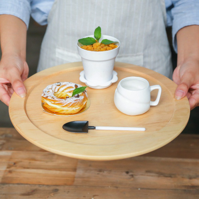 Căn bếp đẹp lãng mạn như trong phim Hàn khi có sự hiện diện của những chiếc đĩa đáng yêu này - Ảnh 15.