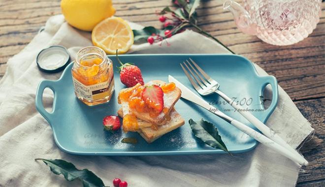 Căn bếp đẹp lãng mạn như trong phim Hàn khi có sự hiện diện của những chiếc đĩa đáng yêu này - Ảnh 16.