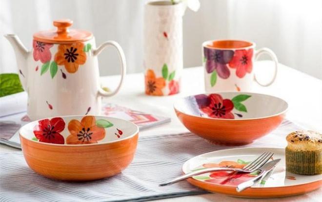 Căn bếp đẹp lãng mạn như trong phim Hàn khi có sự hiện diện của những chiếc đĩa đáng yêu này - Ảnh 17.