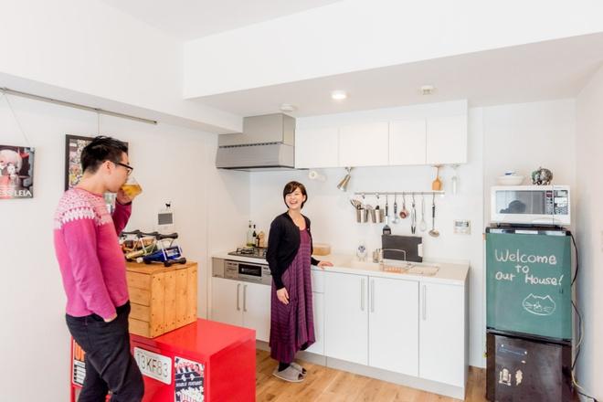 Căn hộ nhỏ chỉ vỏn vẹn 25m² ở Nhật của vợ chồng mới cưới khiến ai nhìn cũng yêu - Ảnh 8.