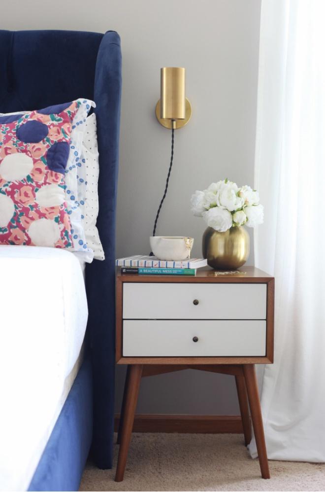 Phòng ngủ đẹp lung linh với gợi ý trang trí bằng đèn gắn tường - Ảnh 5.