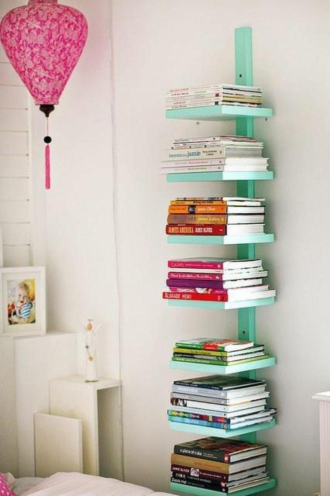 5 ý tưởng thiết kế giá sách vừa đẹp vừa sang trọng   - Ảnh 5.