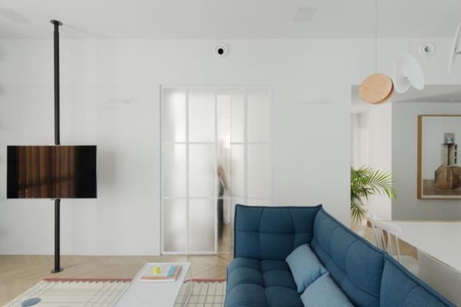 Cải tạo căn hộ tối tăm được xây dựng từ năm 1930 thành không gian ngập tràn ánh sáng - Ảnh 2.
