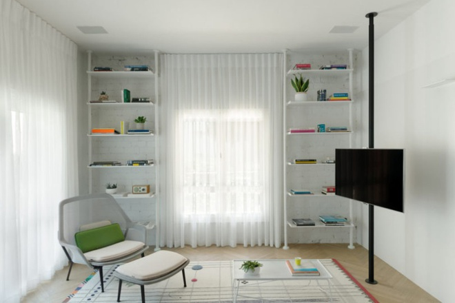 Cải tạo căn hộ tối tăm được xây dựng từ năm 1930 thành không gian ngập tràn ánh sáng - Ảnh 3.