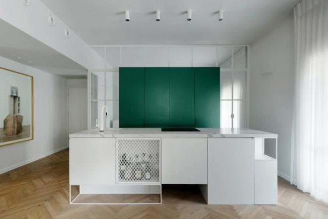 Cải tạo căn hộ tối tăm được xây dựng từ năm 1930 thành không gian ngập tràn ánh sáng - Ảnh 5.