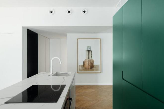 Cải tạo căn hộ tối tăm được xây dựng từ năm 1930 thành không gian ngập tràn ánh sáng - Ảnh 6.
