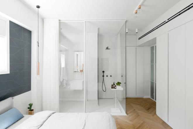 Cải tạo căn hộ tối tăm được xây dựng từ năm 1930 thành không gian ngập tràn ánh sáng - Ảnh 10.