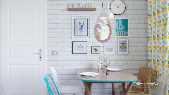 Cô gái trẻ biến căn phòng đi thuê 15m² thành căn hộ khép kín siêu đẹp nhờ giải pháp sáng tạo  - Ảnh 6.