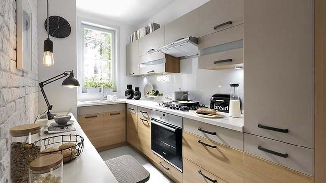 Đừng ngại nhà bếp nhỏ mà bỏ qua những chiếc đèn trang trí siêu xinh dưới đây - ảnh 2