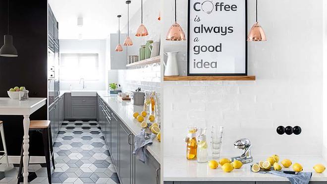 Đừng ngại nhà bếp nhỏ mà bỏ qua những chiếc đèn trang trí siêu xinh dưới đây - ảnh 3