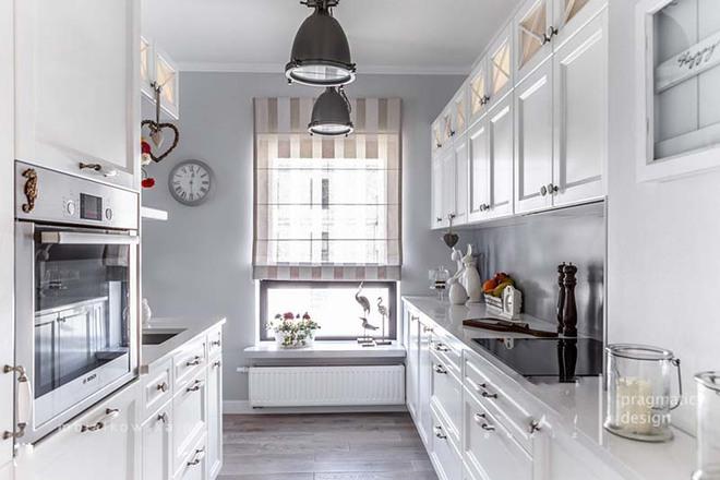Đừng ngại nhà bếp nhỏ mà bỏ qua những chiếc đèn trang trí siêu xinh dưới đây - Ảnh 4.