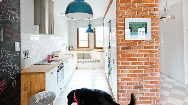 Đừng ngại nhà bếp nhỏ mà bỏ qua những chiếc đèn trang trí siêu xinh dưới đây - ảnh 5