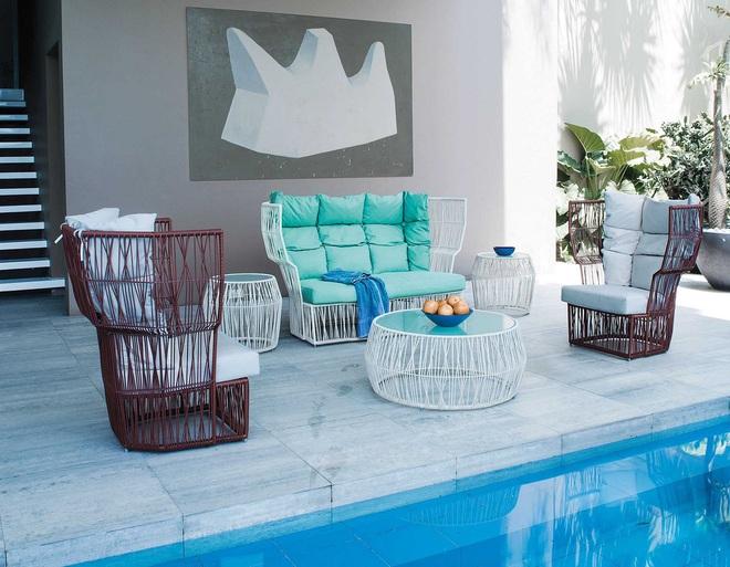 Chọn thiết kế ghế nhựa dẻo đẹp cho không gian café ngoài trời của nhà bạn thêm trẻ trung và phong cách - Ảnh 8.
