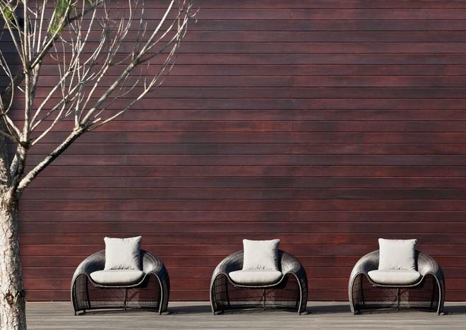 Thiết kế ghế nhựa dẻo đẹp cho góc thư giãn ngoài trời thêm trẻ trung và phong cách - Ảnh 8.