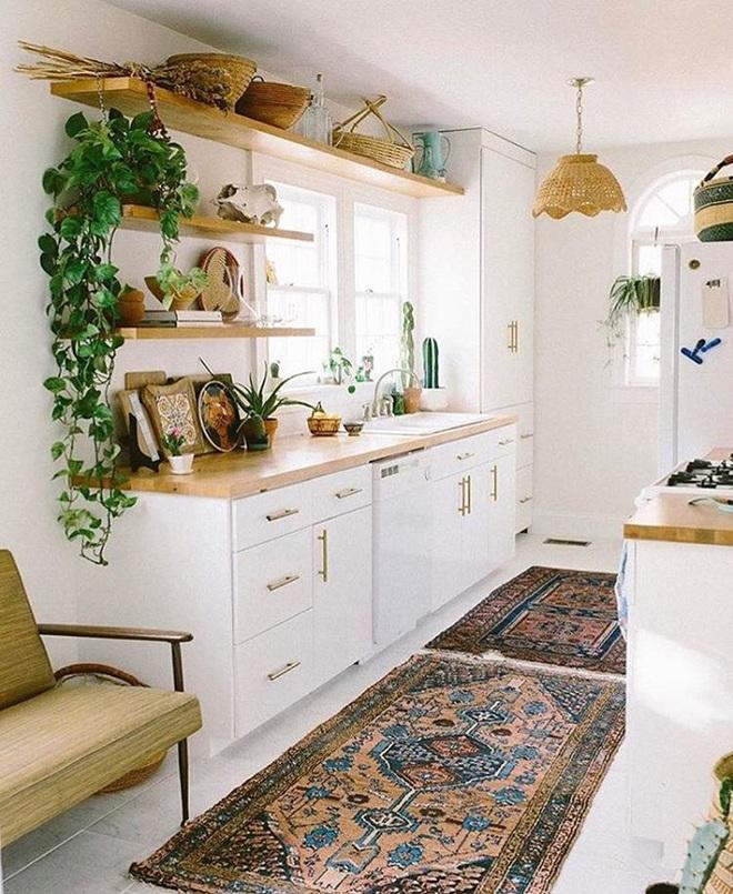Thiết kế nhà bếp chỉ 2m² thật dễ dàng nhờ sự thông minh và sáng tạo - Ảnh 3.