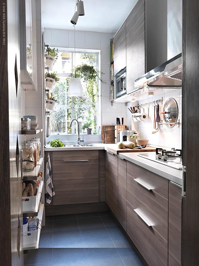 Thiết kế nhà bếp chỉ 2m² thật dễ dàng nhờ sự thông minh và sáng tạo - Ảnh 4.